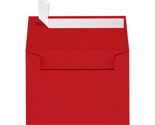 A1 Invitation Envelopes (3 5/8 x 5 1/8) Ruby Red