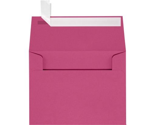 A2 Invitation Envelopes (4 3/8 x 5 3/4) Magenta