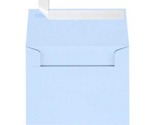A2 Invitation Envelopes (4 3/8 x 5 3/4) Baby Blue