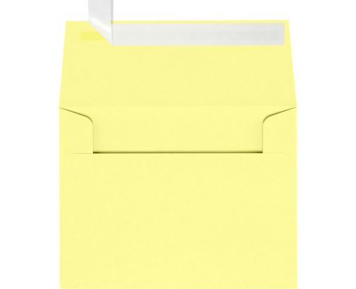 A2 Invitation Envelopes (4 3/8 x 5 3/4) Lemonade