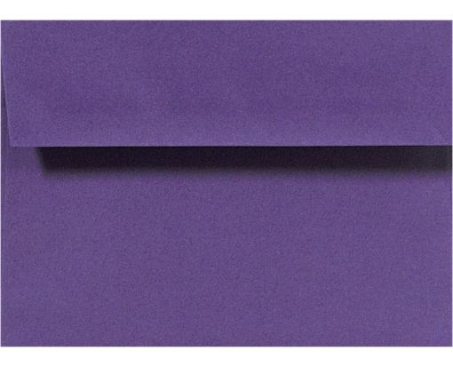 A2 Envelopes (4 3/8 x 5 3/4) Deep Purple