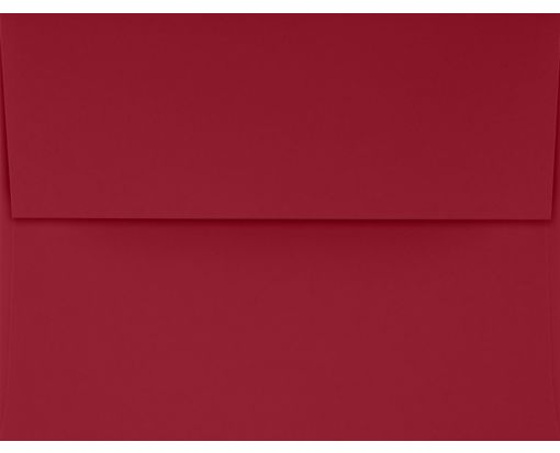 A2 Invitation Envelopes (4 3/8 x 5 3/4) Garnet