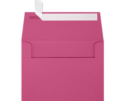 A6 Invitation Envelopes (4 3/4 x 6 1/2) Magenta