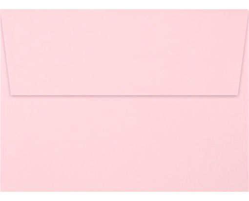 A6 Invitation Envelopes (4 3/4 x 6 1/2) Candy Pink