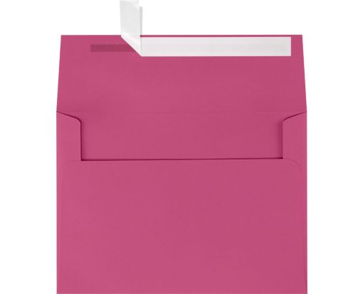 A7 Invitation Envelopes (5 1/4 x 7 1/4) Magenta