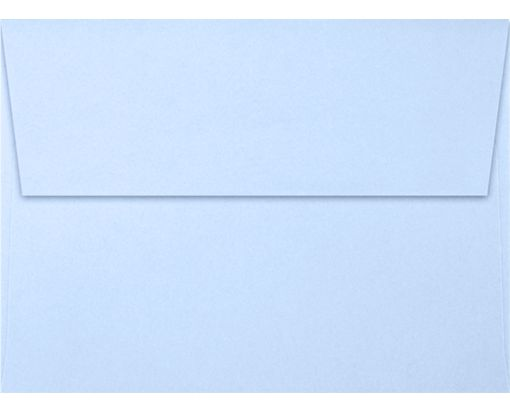 A7 Invitation Envelopes (5 1/4 x 7 1/4) Baby Blue