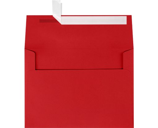 A7 Invitation Envelopes (5 1/4 x 7 1/4) Ruby Red
