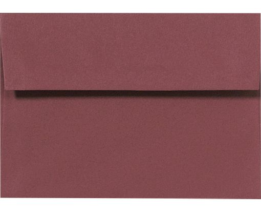 A7 Envelopes (5 1/4 x 7 1/4) Wine