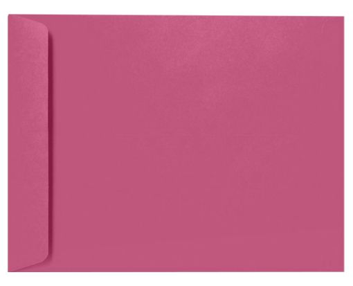 9 x 12 Open End Envelopes Magenta