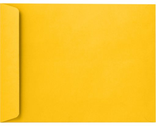 9 x 12 Open End Envelopes Sunflower