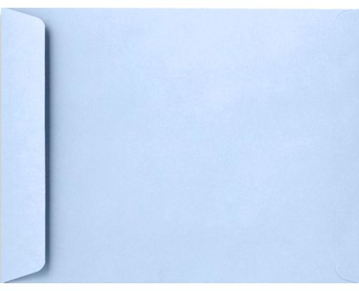 9 x 12 Open End Envelopes Baby Blue