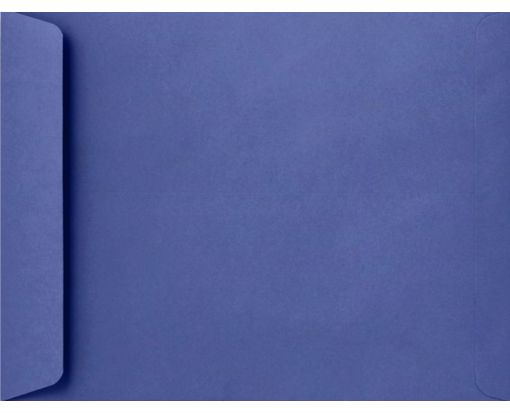 9 x 12 Open End Envelopes Boardwalk Blue