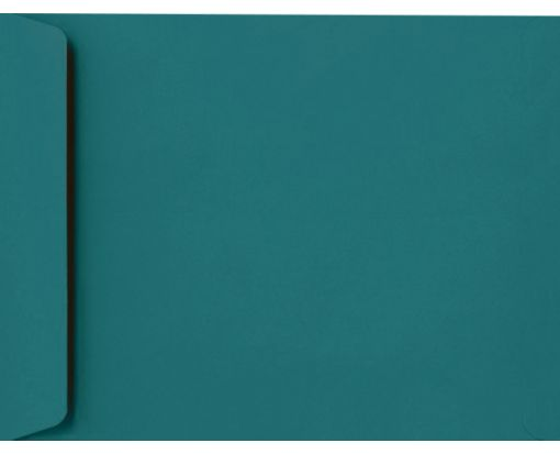 9 x 12 Open End Envelopes Teal