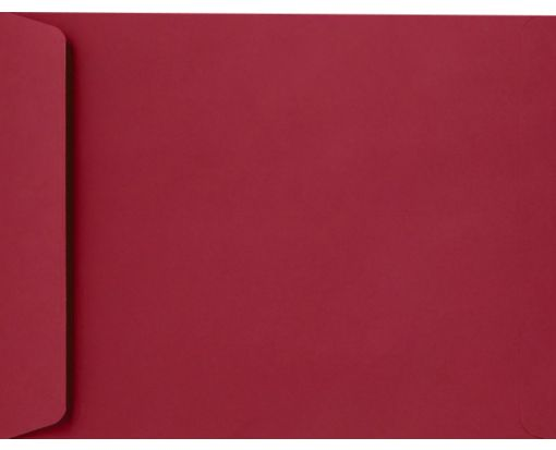 9 x 12 Open End Envelopes Garnet
