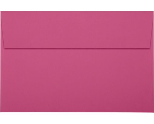 A9 Invitation Envelopes (5 3/4 x 8 3/4) Magenta