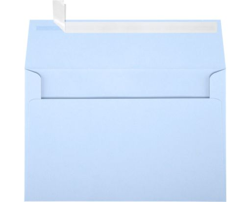 A9 Invitation Envelopes (5 3/4 x 8 3/4) Baby Blue
