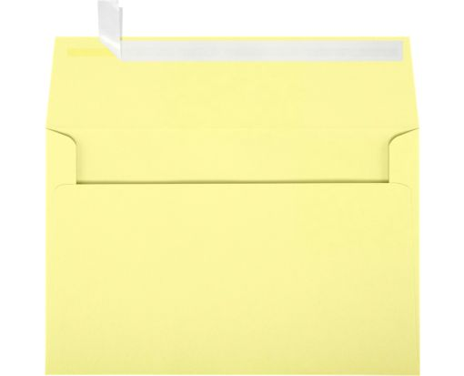 A9 Invitation Envelopes (5 3/4 x 8 3/4) Lemonade