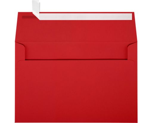 A9 Invitation Envelopes (5 3/4 x 8 3/4) Ruby Red