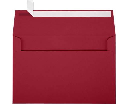 A9 Invitation Envelopes (5 3/4 x 8 3/4) Garnet