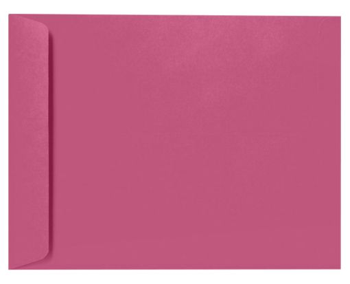 10 x 13 Open End Envelopes Magenta