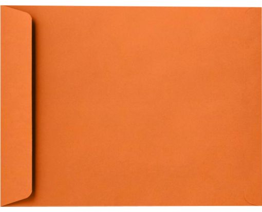 10 x 13 Open End Envelopes Mandarin