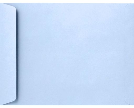 10 x 13 Open End Envelopes Baby Blue