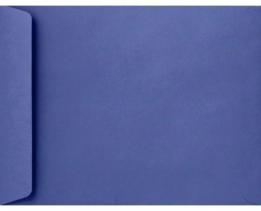10 x 13 Open End Envelopes Boardwalk Blue