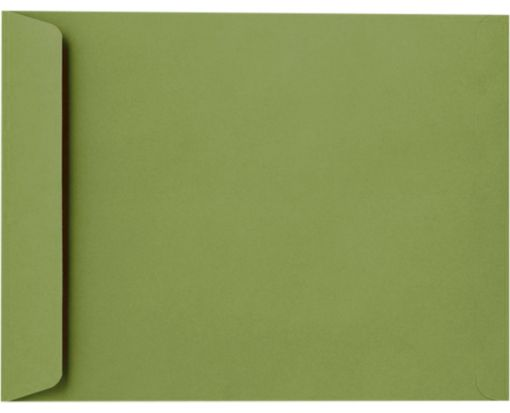 10 x 13 Open End Envelopes Avocado