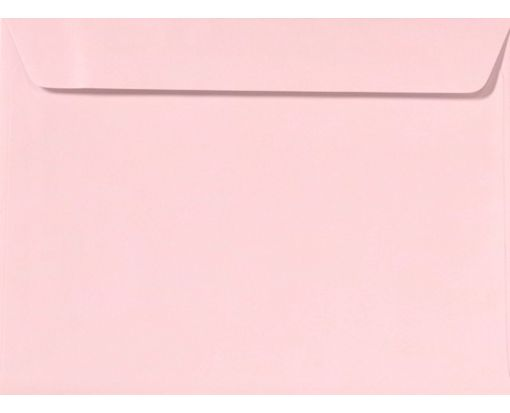 9 x 12 Booklet Envelopes Candy Pink