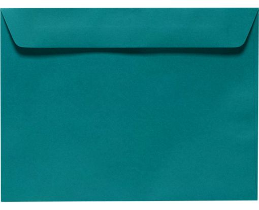9 x 12 Booklet Envelopes Teal