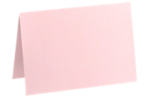 A1 Folded Card Candy Pink