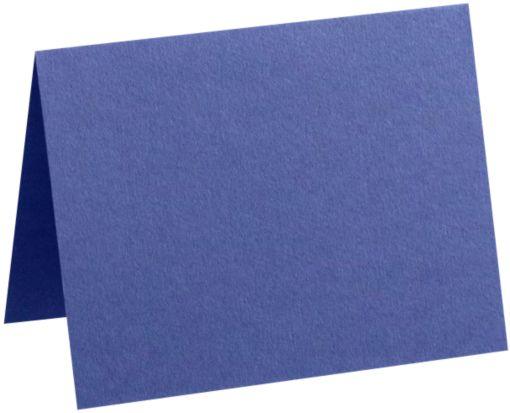 A1 Folded Card (3 1/2 x 4 7/8) Boardwalk Blue