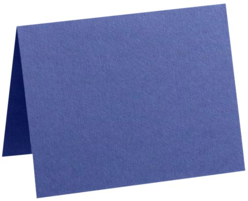 A2 Folded Card (4 1/4 x 5 1/2) Boardwalk Blue