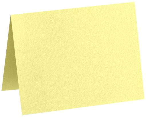 A9 Folded Card (5 1/2 x 8 1/2) Lemonade
