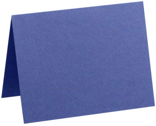 A9 Folded Card (5 1/2 x 8 1/2) Boardwalk Blue