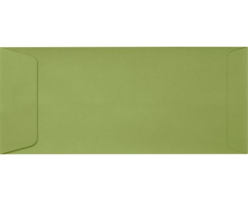 #10 Open End Envelopes (4 1/8 x 9 1/2) Avocado