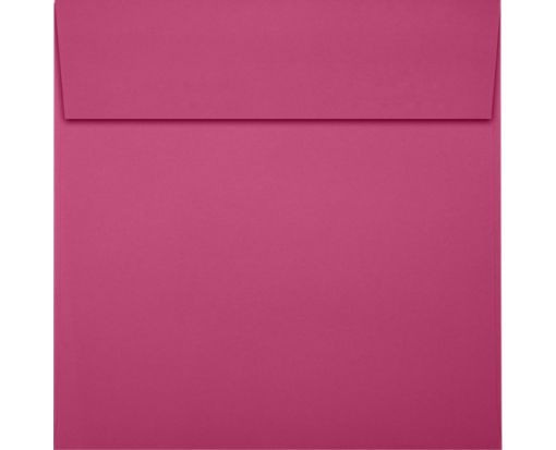 5 1/2 x 5 1/2 Square Envelopes Magenta