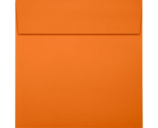5 1/2 x 5 1/2 Square Envelopes Mandarin