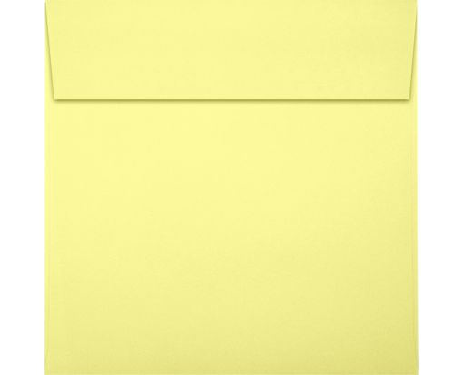 5 1/2 x 5 1/2 Square Envelopes Lemonade