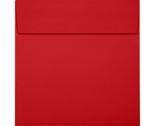 5 1/2 x 5 1/2 Square Envelopes Ruby Red