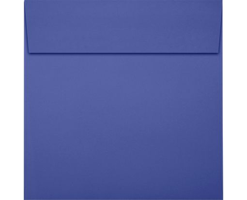 5 1/2 x 5 1/2 Square Envelopes Boardwalk Blue