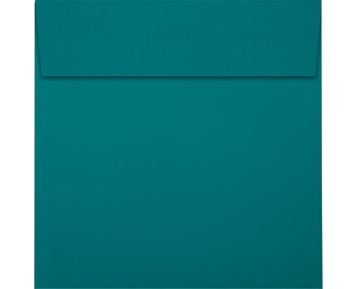 5 1/2 x 5 1/2 Square Envelopes Teal