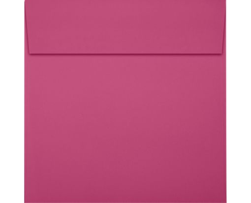 6 1/2 x 6 1/2 Square Envelopes Magenta