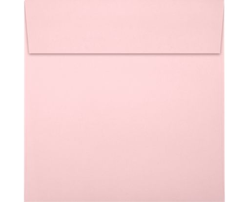 6 1/2 x 6 1/2 Square Envelopes Candy Pink