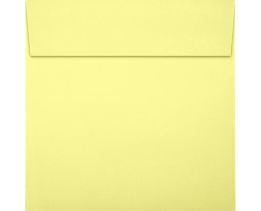 6 1/2 x 6 1/2 Square Envelopes Lemonade