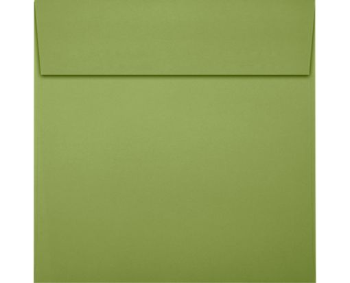 6 1/2 x 6 1/2 Square Envelopes Avocado