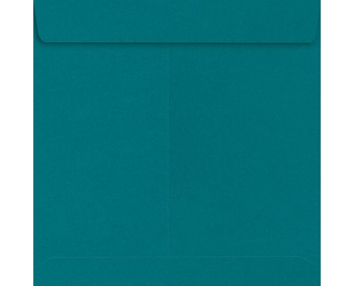 7 1/2 x 7 1/2 Square Envelopes Teal