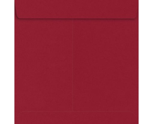 7 1/2 x 7 1/2 Square Envelopes Garnet