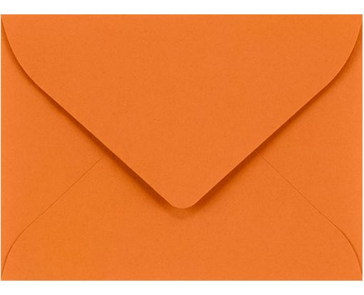 #17 Mini Envelope (2 11/16 x 3 11/16) Mandarin
