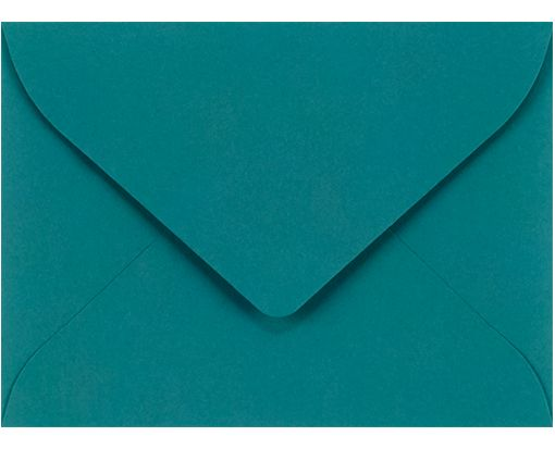 #17 Mini Envelope (2 11/16 x 3 11/16) Teal